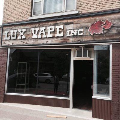 Lux Vape Inc.